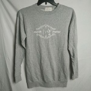 Minkpink/Disney Sweatshirt Dress